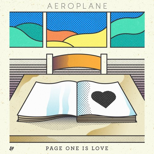 Aeroplane - Page One Is Love [541416507118D]